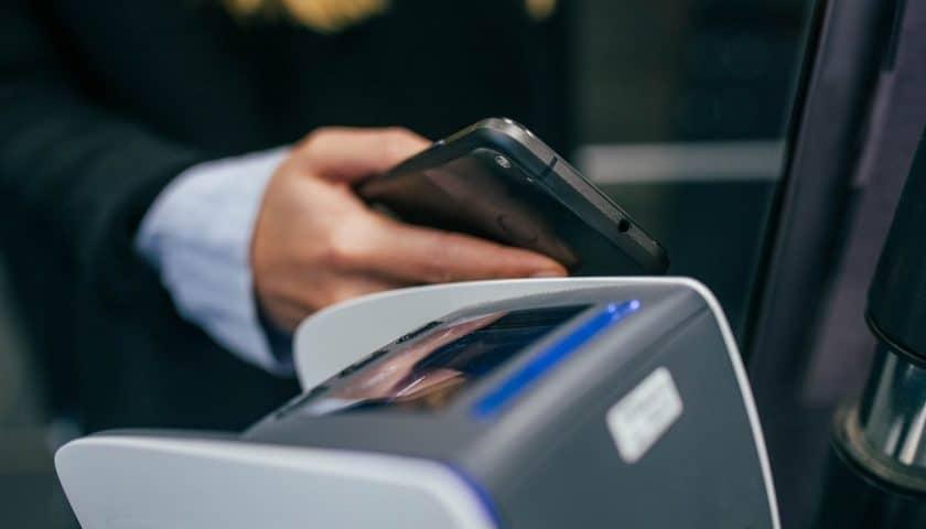 No Cash Venues - mobile payments
