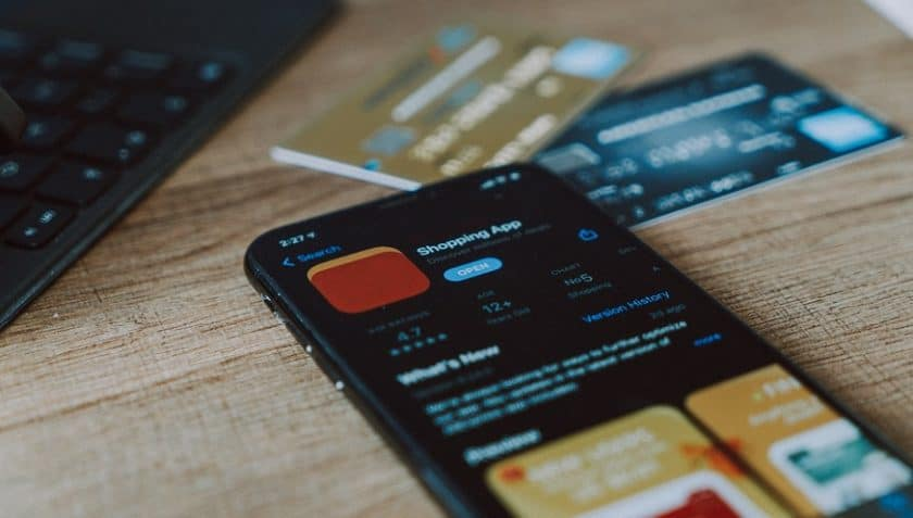 Southeast Asian mobile shopping - mobile shopping app - credit cards