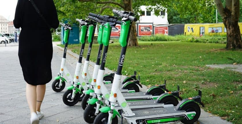 Lime QR code - Lime scooters