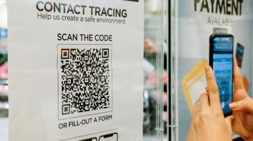Shopping QR codes are popular and effective now #qrcode #cheapmarketing #smallbusiness