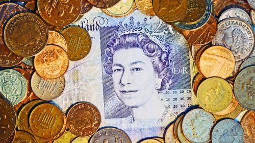 UK mobile commerce - British Pounds