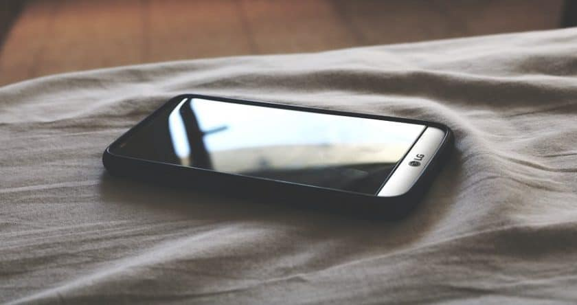 LG smartphones - Image of LG smartphone