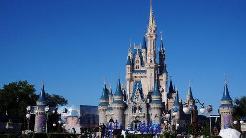 Magic Kingdom Facial Recognition - Magic Kingdom - Cinderella's Castle