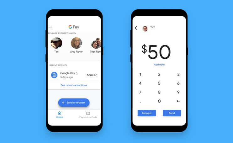 how to build a peer to peer payment app