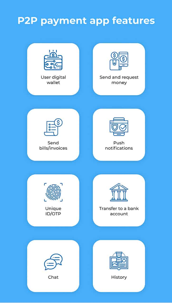 mobile payment app features