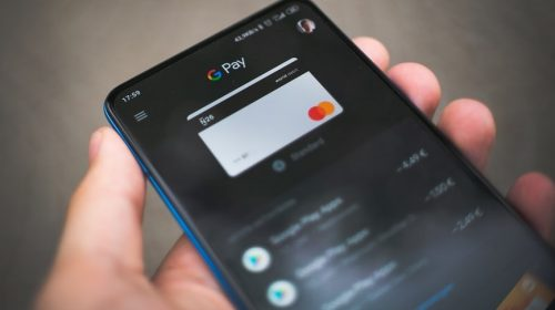Contactless mobile payments - Image of Google Pay