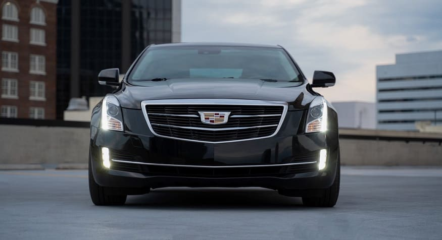 NFC mobile - Image of Cadillac