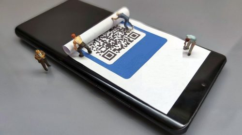 QR Code product registration - new feature rolled out
