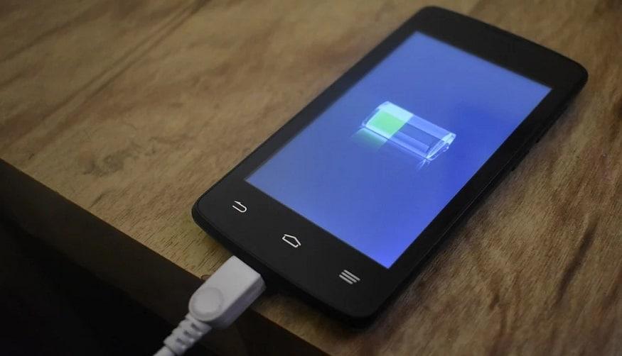 Smartphone batteries - battery charging
