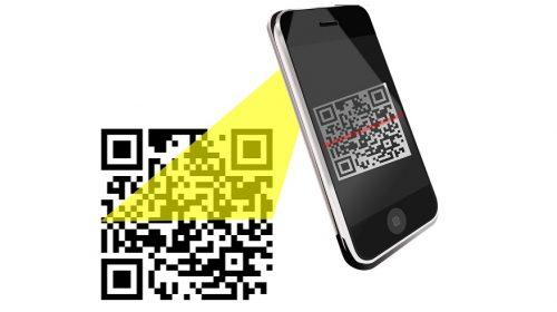 CodeQR- smartphone QR code scanner