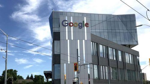 Google Building - Play Store Lawsuit