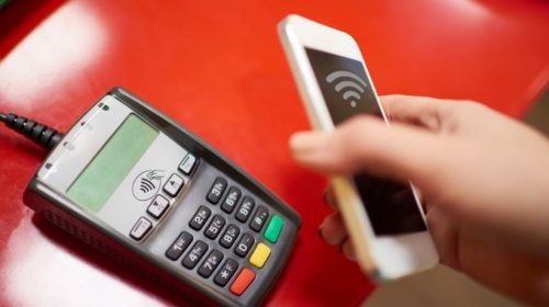 NFC technology - mobile wallet payments
