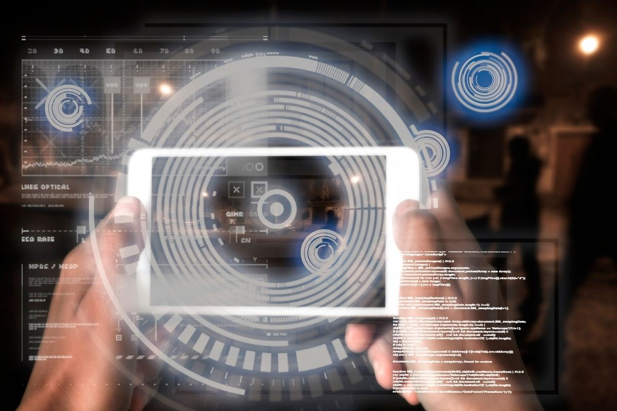 Augmented reality - mobile device technology