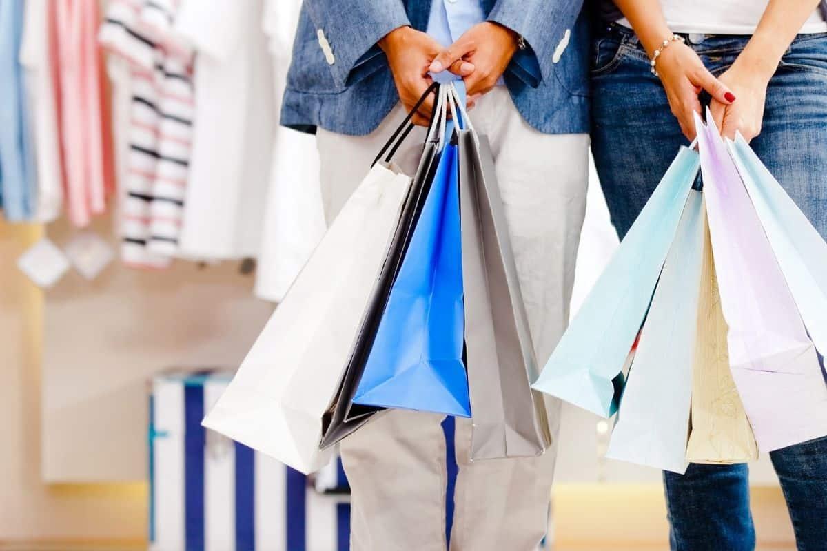 Facial recognition - Shopping