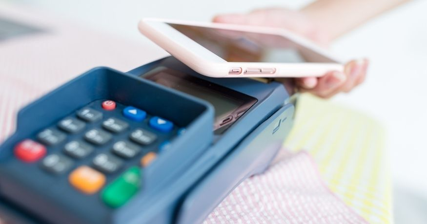 Mobile payments - paying with mobile - NFC