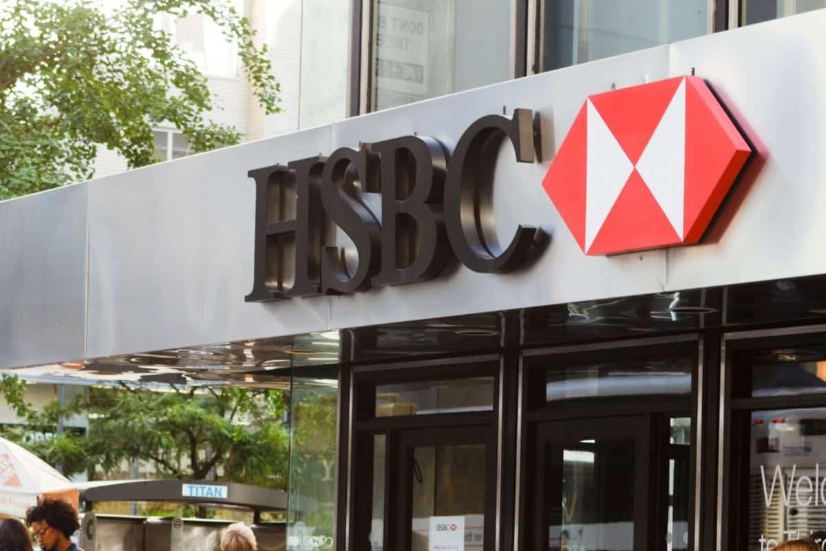 Mobile payments service - HSBC Building