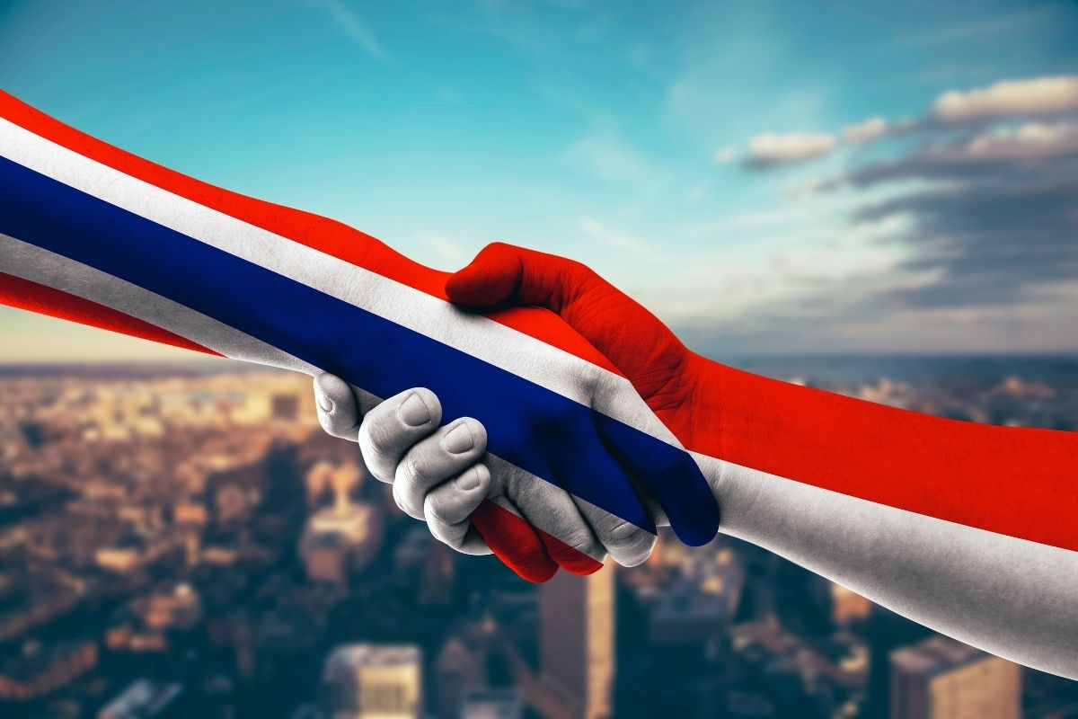 QR code payments - Thailand and Indonesia partnership