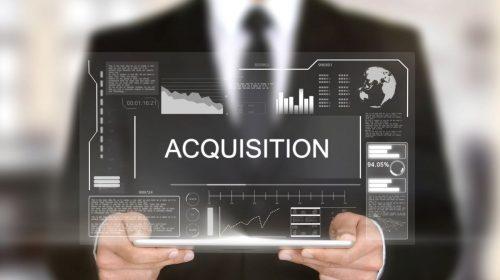 Virtual reality - Acquisition