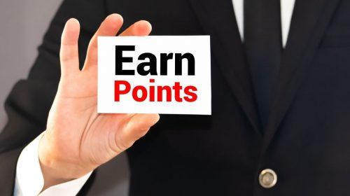 qr code reward points