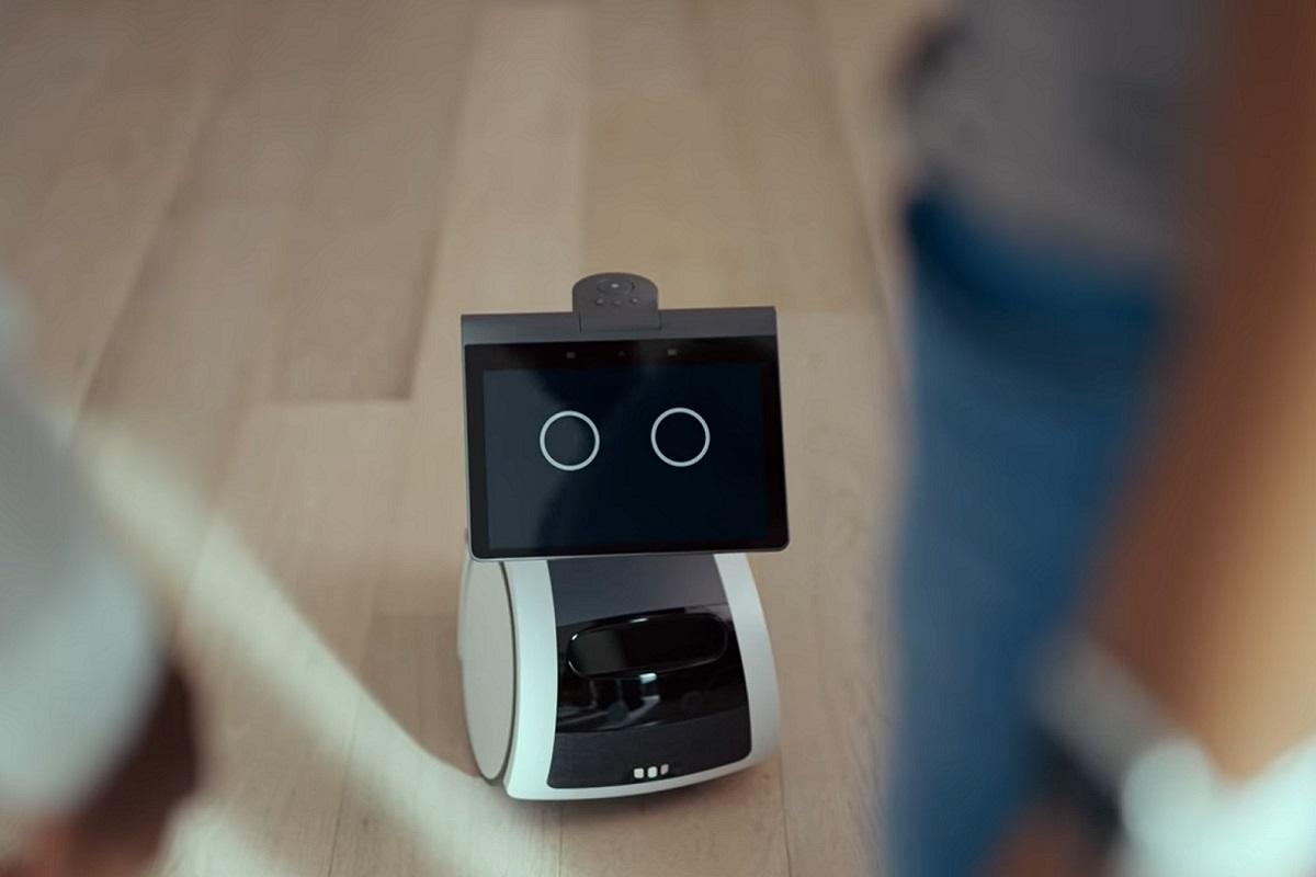 Introducing Amazon Astro Robot - Amazon Official YouTube