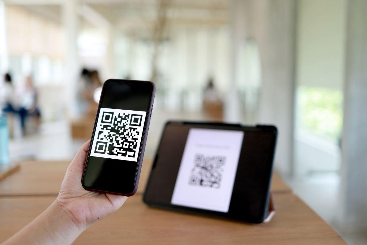 QR codes - Scan code