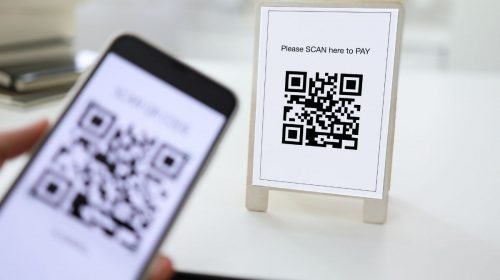 QR codes - scan to pay