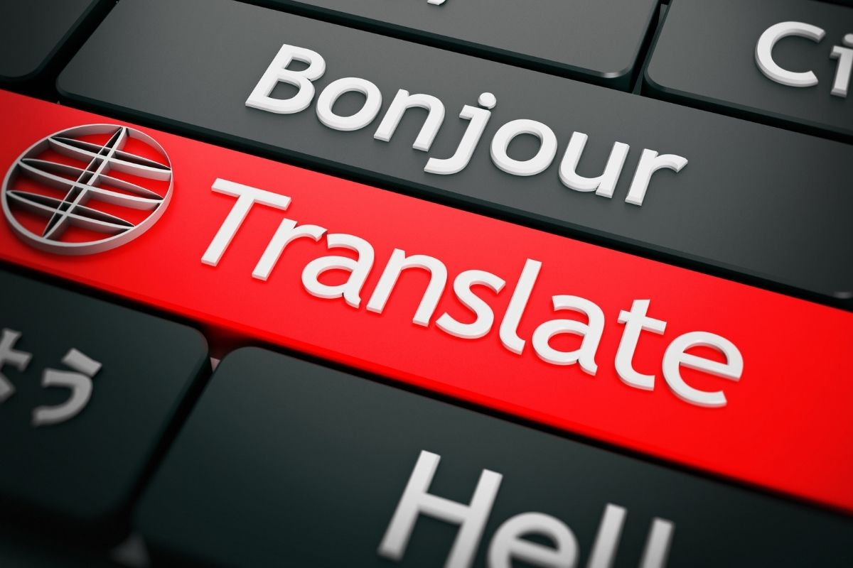 YouTube Mobile App - Translate