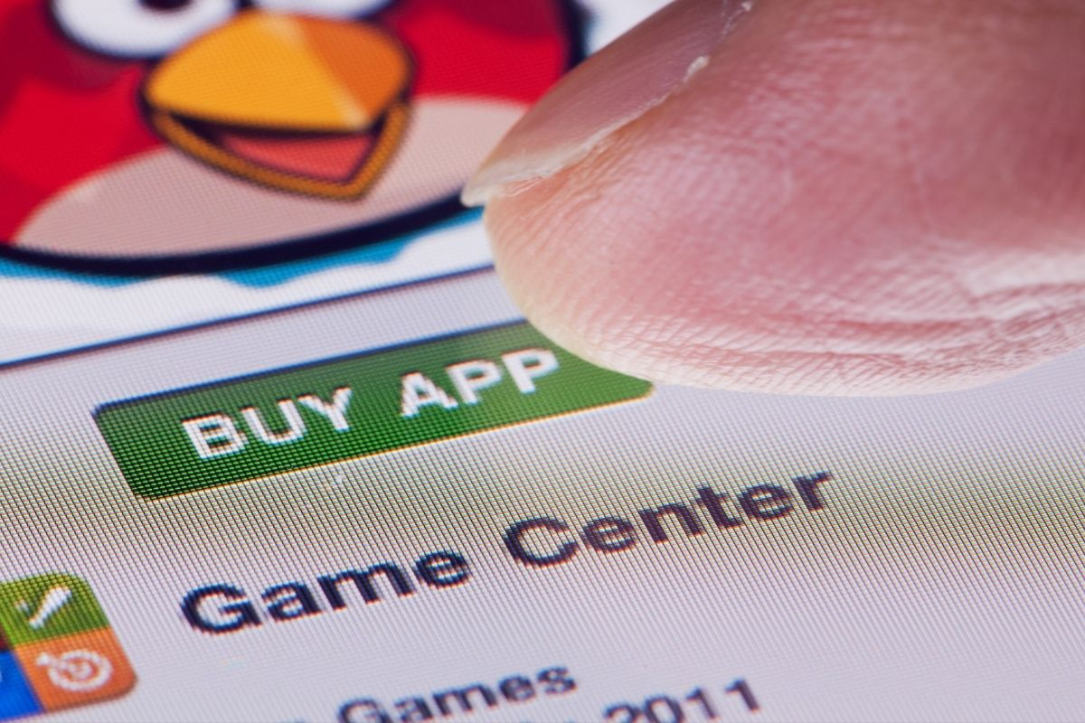 App Store Payment Rules - buy app