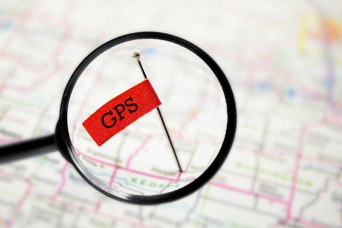 GPS tracker - GPS location