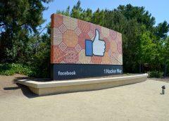 Metaverse - Facebook sign