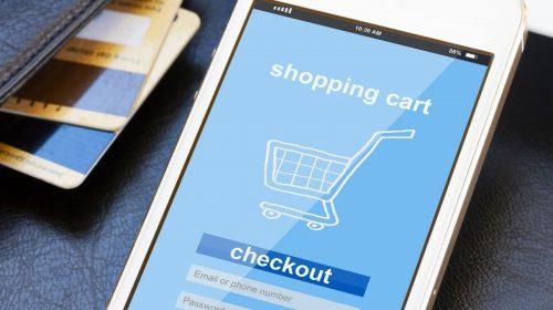 Mobile Commerce - Shopping via phone